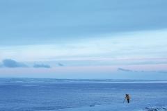 Towards North Cape, Norway. (Photo by Roberto Mazzagatti)