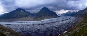 SVI0711_0164_Aletsch glacier, european larger continental glacier (Switzerland)