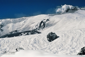 ETN0305_0217_With skis to the top of Mount Etna (Italy)