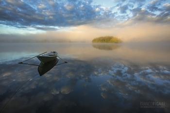 ACQUA CHETA - Alba, lago Valkjärvi (Finlandia)