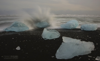 TUTTO SCORRE - Iceberg alla deriva, Jökulsárlón (Islanda)