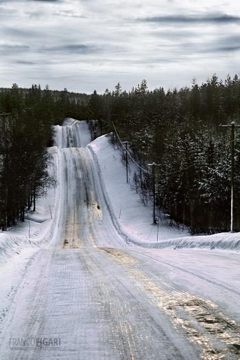 FIN0200_0248_Arctic roads (Finland)