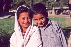 PAK0704_0334_Young kids in Skardu (Pakistan)