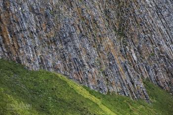 FJL0819_0775_Basalt columns on Rubini promontory (Franz Josef Land, Russia)