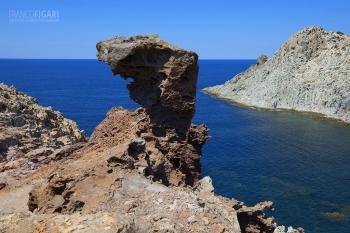 SAR0417_0769_Lava rocks on san Pietro Island (Sardinia, Italy)
