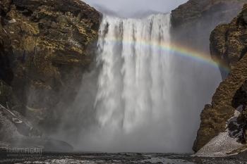 ISL0315_0363_Skógafoss waterfall (Iceland)