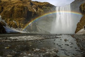 ISL0315_0364_Skógafoss waterfall (Iceland)