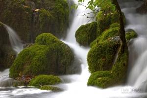 PLI1011_0384_Waterfalls in Plitvice (Croatia)