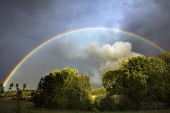 FIN0720_0836_Evening summer storm (Finland)