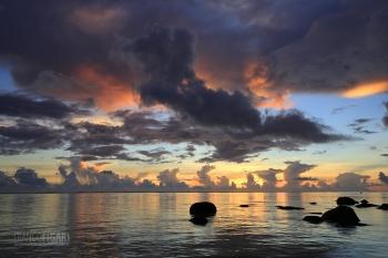 MAU0318_0425_Tropical sunset (Mauritius)