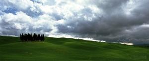 0RC0405_0426_Tuscany countryside landscape (Italy)