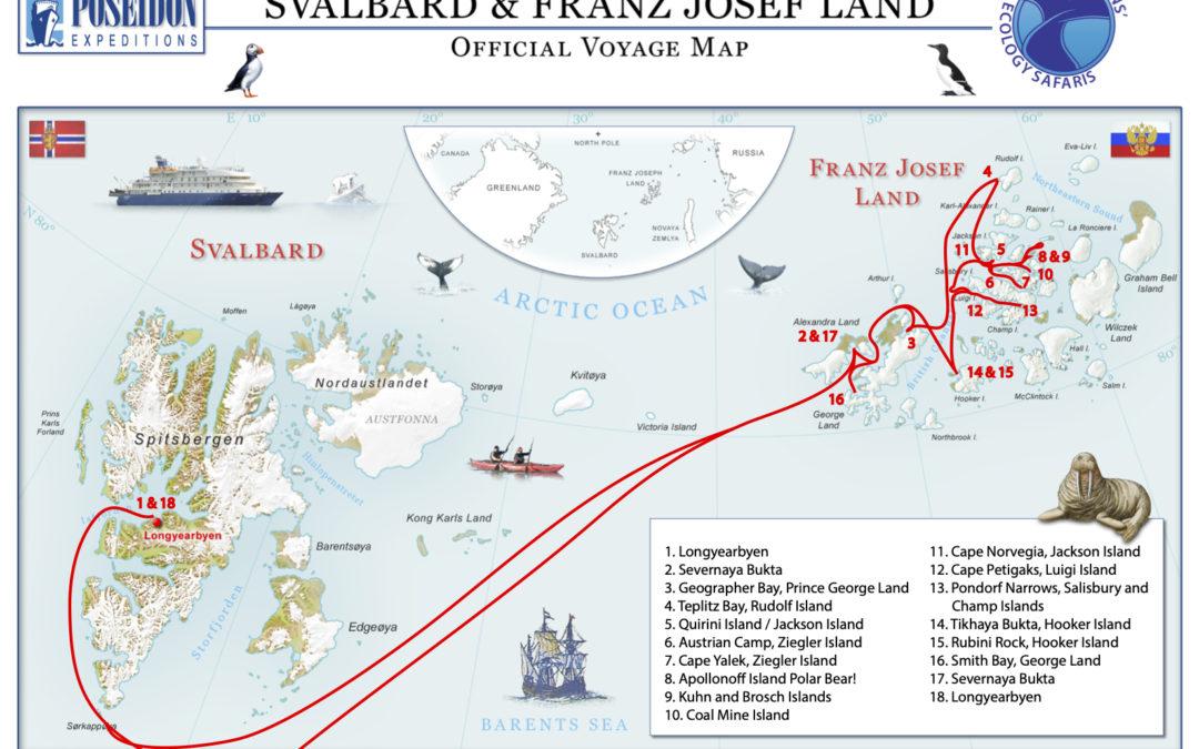 Expedition to Franz Josef Land  Spedizione alla Terra di Francesco Giuseppe